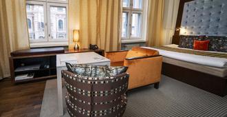 克劳斯K酒店 - 赫尔辛基 - 客厅