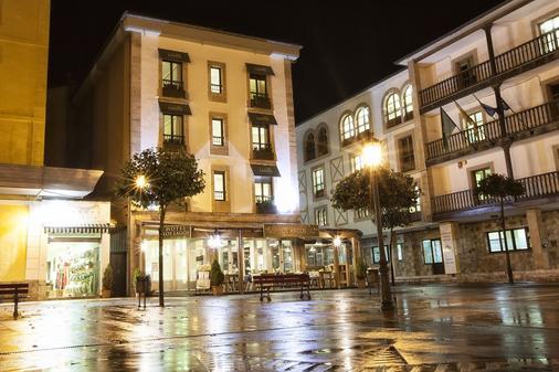 洛斯拉格斯自然酒店 - 坎加斯-德奥尼斯 - 建筑