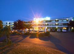 普瓦捷康铂-罗斯科帕酒店 - 沙斯讷伊迪普瓦图 - 建筑