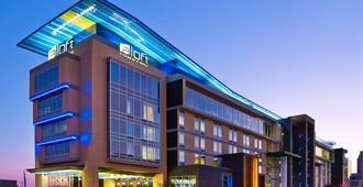 俄克拉荷马城布里克市中心雅乐轩酒店 - 奥克拉荷马市 - 建筑
