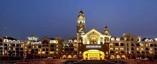 广州凤凰城酒店 - 广州 - 建筑