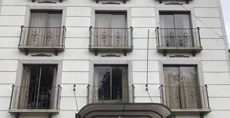 卡斯特拉纳旅馆酒店 - 波哥大 - 建筑