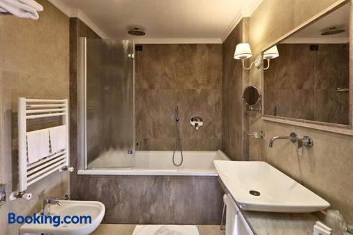 安吉拉别墅酒店 - 陶尔米纳 - 浴室