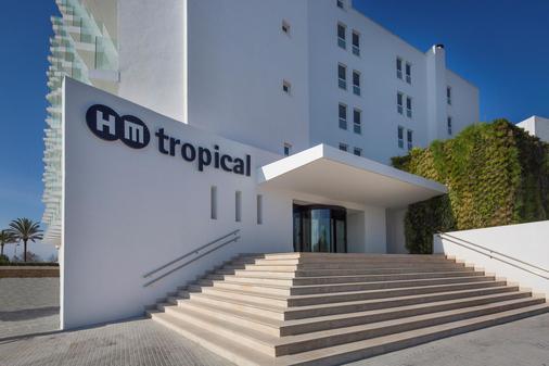Hm热带酒店 - 马略卡岛帕尔马 - 建筑