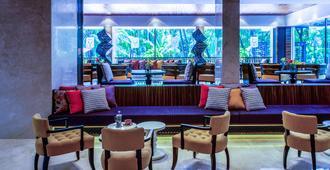 诺富特果阿度假酒店& Spa - 坎多林 - 休息厅