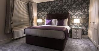 第十二锁精品酒店 - 都柏林 - 睡房
