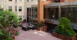 莫里森克拉克旅馆 - 华盛顿 - 建筑