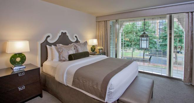 莫里森克拉克旅馆 - 华盛顿 - 睡房