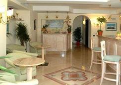 拉佩尔戈拉酒店 - 阿马尔菲 - 大厅