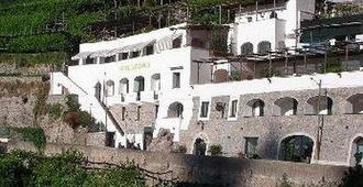 拉佩尔戈拉酒店 - 阿马尔菲 - 建筑