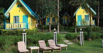 帕拉度假酒店 - 象岛 - 露台