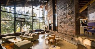 巴里洛切设计套房酒店 - 圣卡洛斯-德巴里洛切 - 休息厅