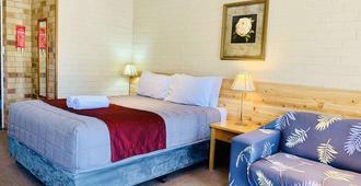 伯尔因加汽车旅馆 - 沃加沃加 - 睡房