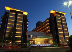 迪札亚棕榈园式酒店 - Konakli - 建筑