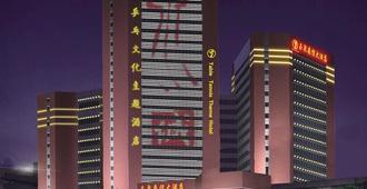 玉泉森信大酒店 - 济南 - 建筑