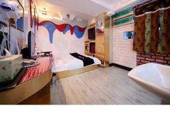 Benhur Motel Jongno - 首尔 - 睡房