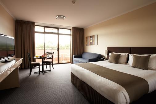 阿德莱德艾美公寓式酒店 - 阿德莱德 - 睡房