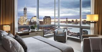 特朗普休南酒店 - 纽约 - 睡房