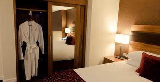 利奥波特酒店 - 谢菲尔德 - 睡房