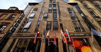 老城精品酒店 - 里加 - 建筑