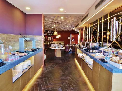 科瓦东加hcc酒店 - 巴塞罗那 - 自助餐