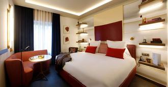 科瓦东加hcc酒店 - 巴塞罗那 - 睡房