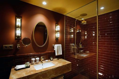 科瓦东加hcc酒店 - 巴塞罗那 - 浴室