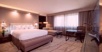 洛杉矶宫古酒店 - 洛杉矶 - 睡房
