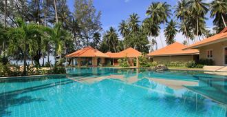 暹罗原住精品度假酒店 - 苏梅岛 - 游泳池