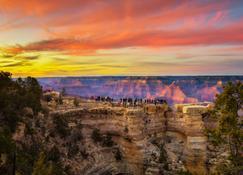 大峡谷智选假日酒店 - Grand Canyon Village - 睡房