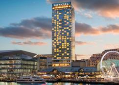 悉尼达令港索菲特酒店 - 悉尼 - 建筑