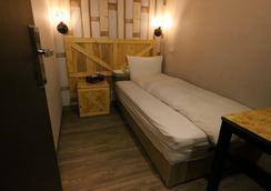 南阳街一号旅店 - 台北 - 睡房