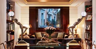 拜伦勋爵酒店 - 世界小型豪华酒店集团 - 罗马 - 休息厅