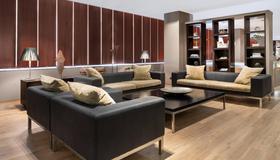 拉丽娜万豪ac酒店 - 洛格罗尼奥 - 休息厅