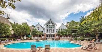 国王河种植园酒店 - 威廉斯堡 - 游泳池