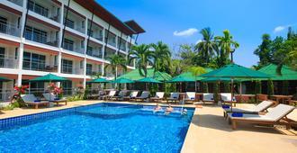 拉迈椰子度假村 - 苏梅岛 - 游泳池