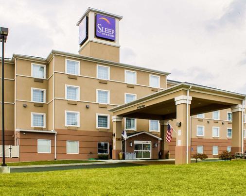安眠套房酒店 - 哈里斯堡 - 建筑