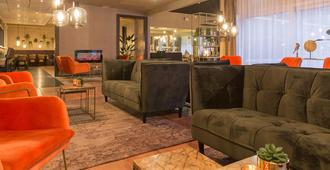 阿姆斯特丹新西酒店 - 阿姆斯特丹 - 休息厅