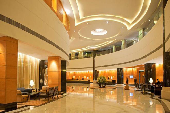 德里广场丽笙世嘉酒店 - 新德里 - 大厅