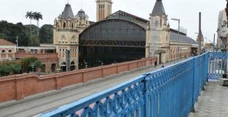 阳台旅舍 - 圣保罗 - 阳台