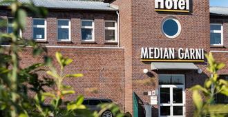 梅迪亚恩伽尼酒店 - 韦尼格罗德 - 建筑