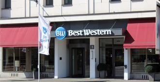 莱比锡市中心最佳西方酒店 - 莱比锡 - 建筑
