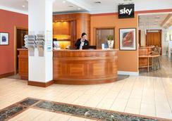 莱比锡市中心最佳西方酒店 - 莱比锡 - 大厅