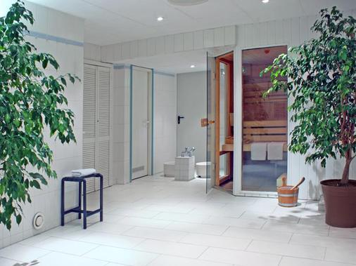 莱比锡市中心最佳西方酒店 - 莱比锡 - 水疗中心