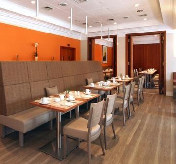莱比锡市中心最佳西方酒店 - 莱比锡 - 餐馆