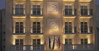 雅典赫拉酒店 - 雅典 - 建筑