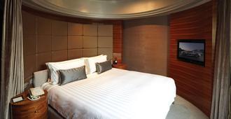 宝御酒店 - 上海 - 睡房