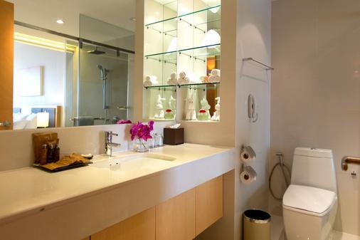 曼谷艾塔斯酒店 - 曼谷 - 浴室