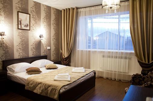 帕罗勒酒店 - 伏尔加格勒 - 睡房