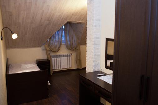 帕罗勒酒店 - 伏尔加格勒 - 客房设施